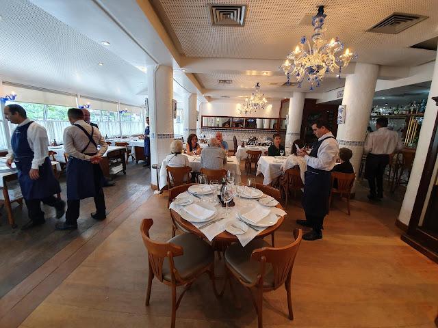 Blog Apaixonados por Viagens - Gastronomia Portuguesa - Restaurante Rancho Português - Ipanema
