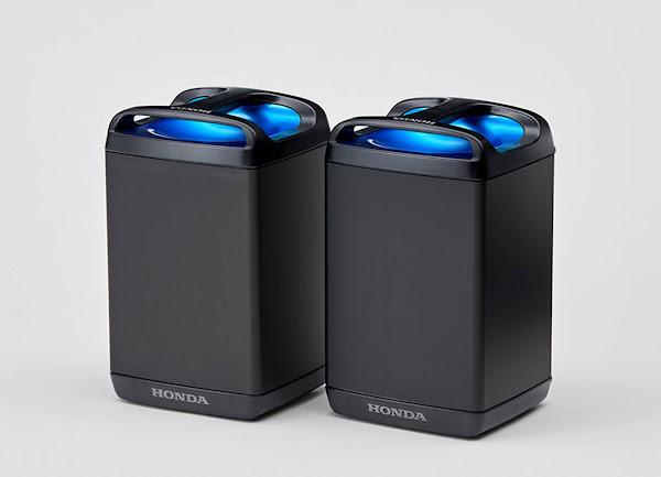 Honda PCX Electric - Baterias