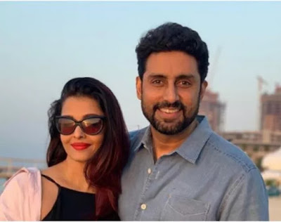 Aishwarya-Husbend-Abhishek-Bhachchan-Giving-Suprise-To-His-Fans-Andhra-Talkies