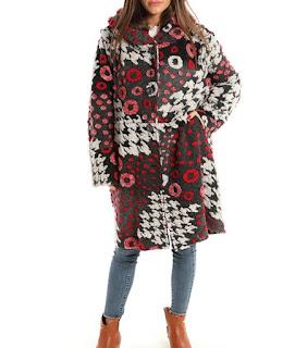 Cappotto moda donna inverno 2019-20