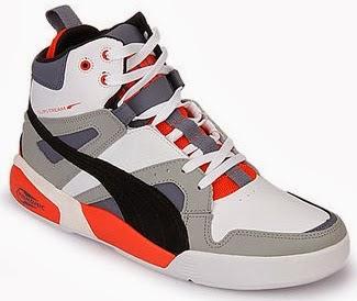 Aventurero A tientas Hablar  Puma Ftr Trinomic Slipstream White Sneakers