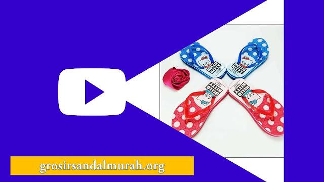 Grosirsandalmurah.org - Sandal Anak - Sandal AB Love HK Anak