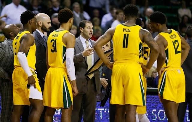 Treinador de basquete do Baylor credita 'programa centrado em Cristo' após vencer 1º campeonato