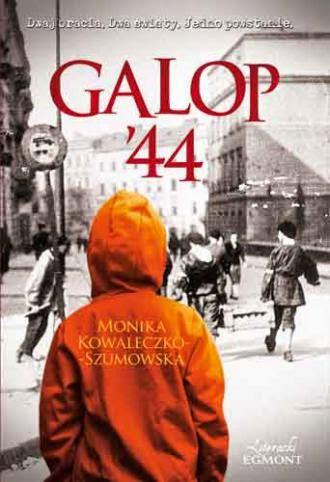 #6: Galop 44( Monika Kowaleczko- Szumowska)- recenzja Demetrii.