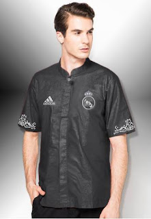 Baju Koko Real Madrid