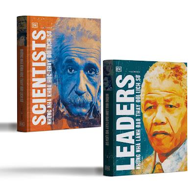 Sách lịch sử: Những Nhà Lãnh Đạo Thay Đổi Lịch Sử
