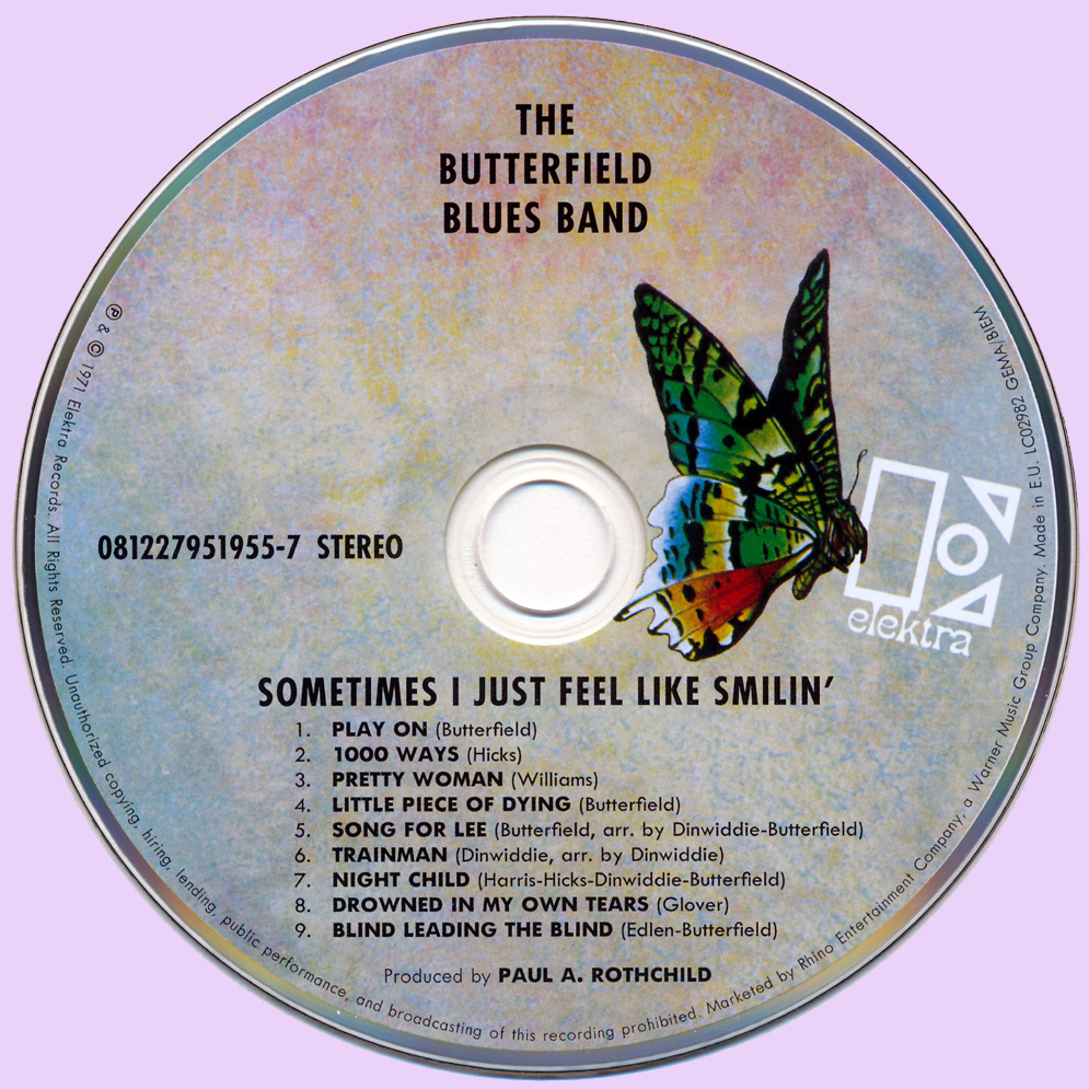 Rockasteria The Paul Butterfield Blues Band Sometimes I