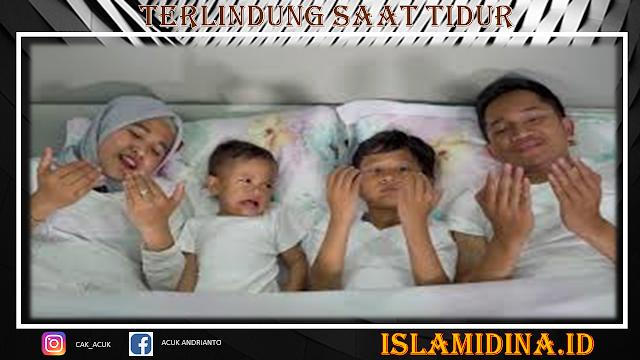 keutamaan surat al falaq saat tidur