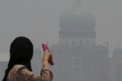 Malaysia Akan Bawa 'Ekspor' Kabut Asap Indonesia ke Forum ASEAN