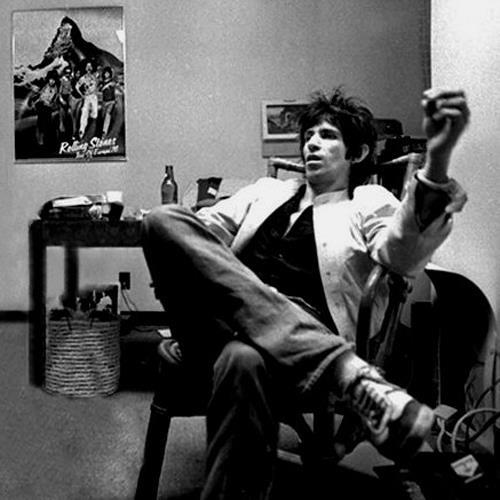 AFTERMATH: Keith Richards Has Defended His Use Of Deadly