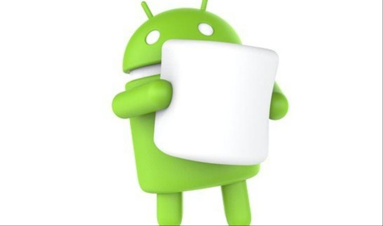 """marshmallow"" .. the new version of Android"