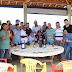 Ipirá: Vereador Marcos de Dadá mostra força e prestigio no grupo da oposição ao receber senador em confraternização