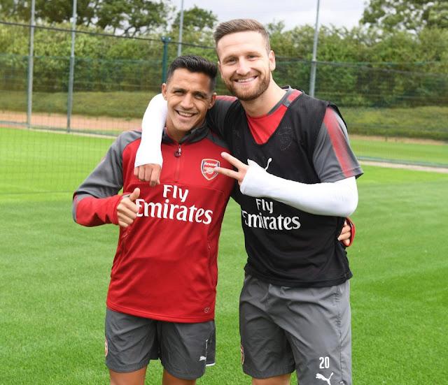 Arsenal ra đòn quyết định trong vụ Sanchez