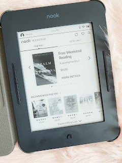 nook, e-reader, barnes and noble, ebooks