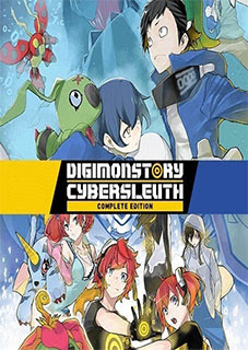 Digimon Story Cyber Sleuth Complete Edition Torrent (PC)