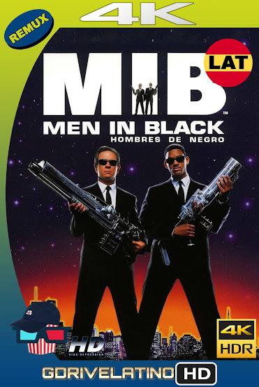 Hombres de Negro (1997) BDRemux 4K HDR Latino-Ingles MKV