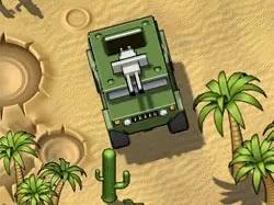 Çöl Koşusu - Desert Run