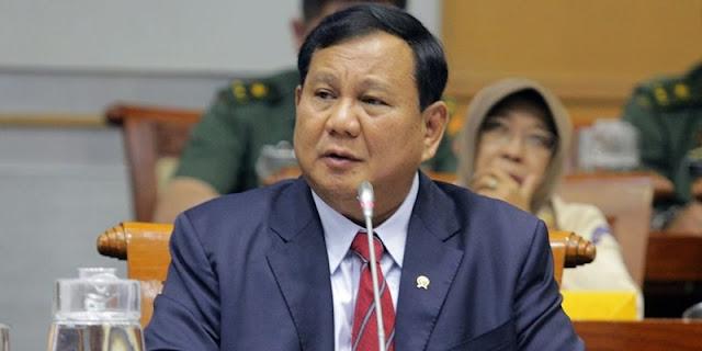 Elektabilitas Moncer, Gerindra Bulat Dorong Prabowo Maju Pilpres 2024