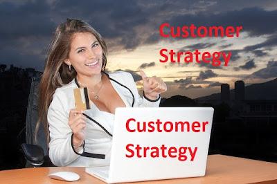 Digital marketing strategy in hindi , Customer strategy