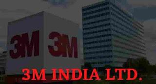 3M INDIA LTD:- 3M India ltd share price Rs. 26,153.