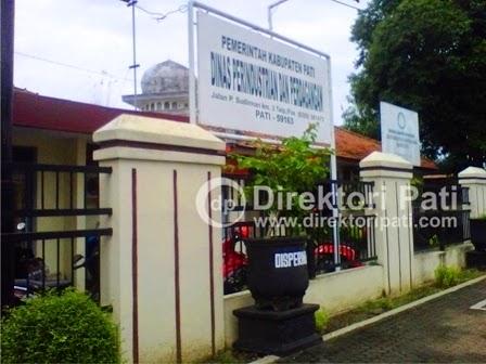 Kantor Disperindag Kabupaten Pati
