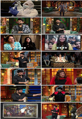 The Kapil Sharma Show Full Episode 1st Aug 2020 HD 480p 720p || 7starHD