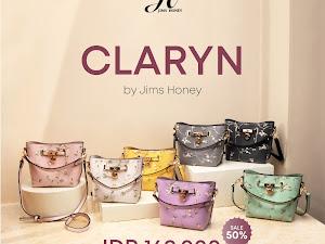 JIMS HONEY CLARYN BAG