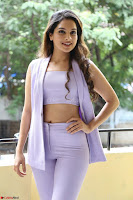 Tanya Hope in Crop top and Trousers Beautiful Pics at her Interview 13 7 2017 ~  Exclusive Celebrities Galleries 006.JPG