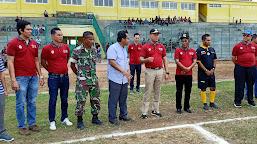 Resmi Piala Askab PSSI Tebo Dibuka Bupati