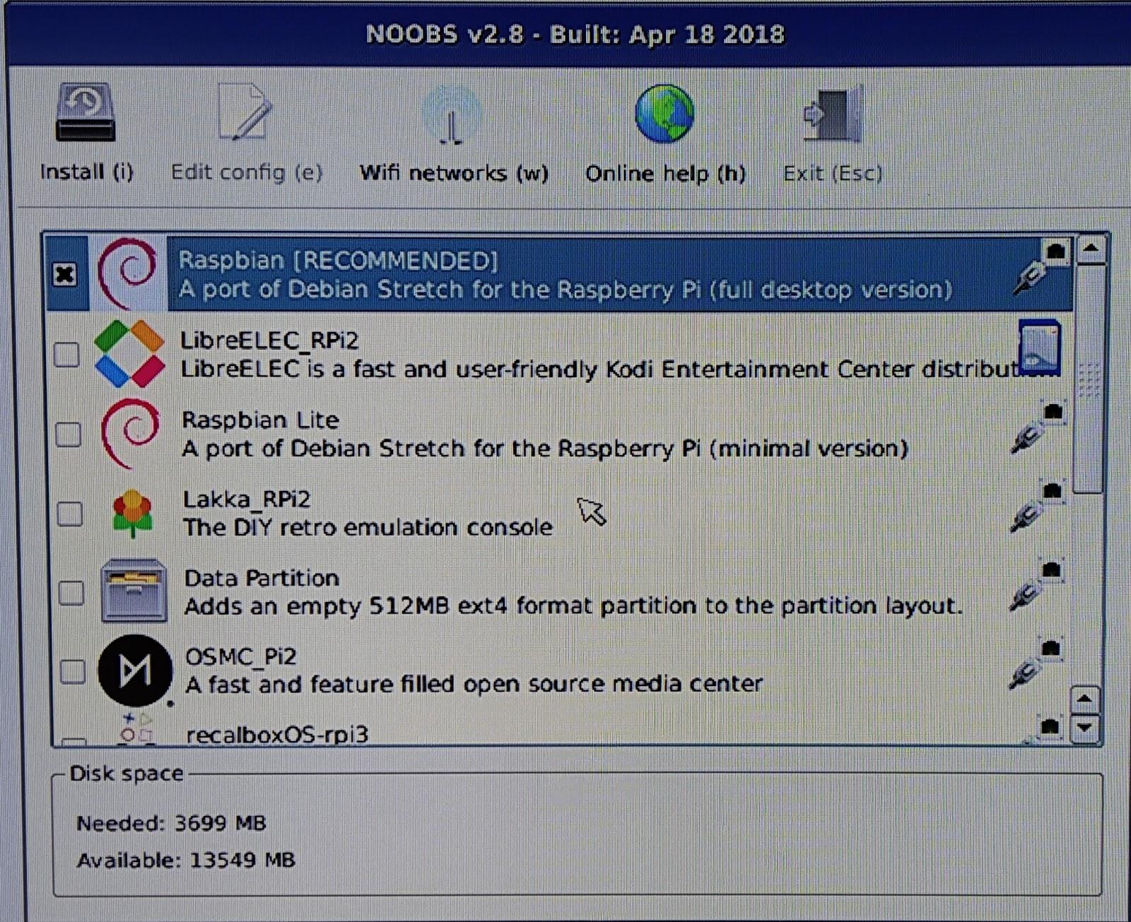 MICROPROCESSOR AND MICROCONTROLLER: Raspberry Pi - Setup
