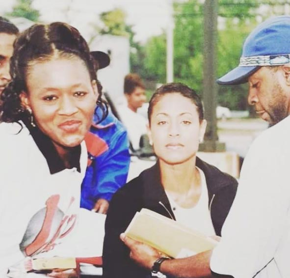 Kemi Olunloyo shares throwback pictures with Drake and Jada Pinkett Smith