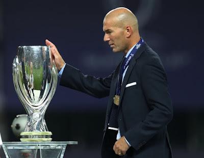 Zidane faces predicament after Cup success