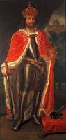 Henry IV by dutch painter Jan Van Bijlert, an example of pagan symbols in Christianity.