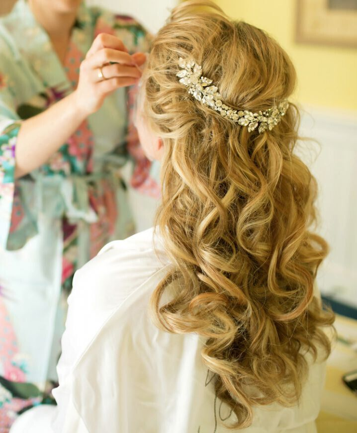 20 Perfect Half Up Half Down Hairstyles: 48 Perfect Half Up Half Down Wedding Hairstyles