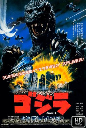 El Retorno De Godzilla [1080p] [Castellano-Japones-Ingles] [MEGA]