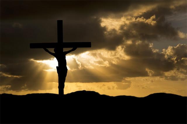 A crucificação de Jesus - Eclipse