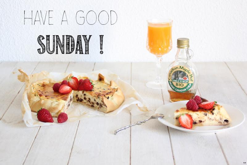 Une Touche De Rose ENG: Have A Good Sunday