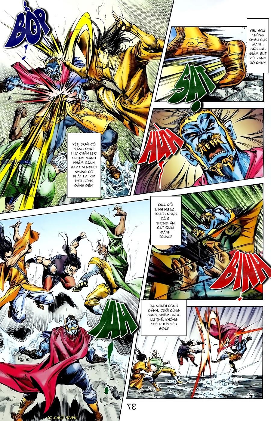 Cơ Phát Khai Chu Bản chapter 110 trang 27