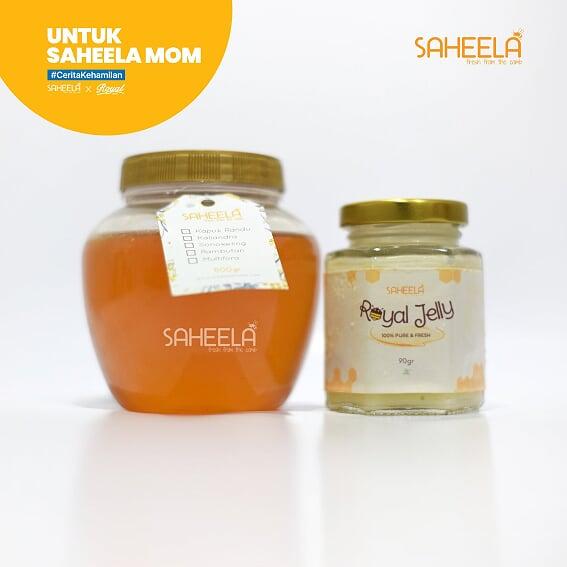 promil | royal jelly | madu | program hamil | kesuburan | pasutri