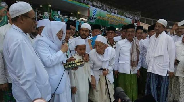 Keren !! Santri Cilik 11 Tahun ini Hafal 30 Juz Qur'an, Afiyah ibni Malik dan Kitab Durratunnasihin