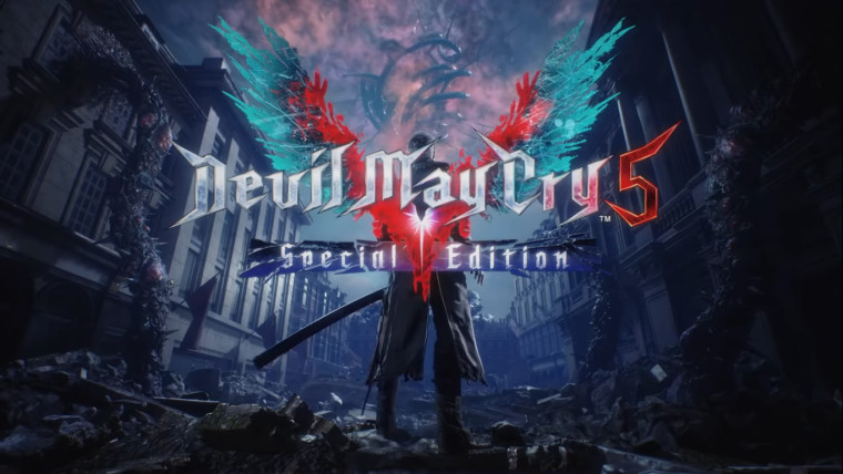 DEVIL MAY CRY 5 SPECIAL EDITION LAUNCHES ON NEXT-GEN CONSOLES STARTING TODAY