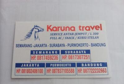 Karuna Travel Semarang