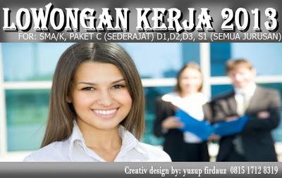 Loker Medan 2013 Smk Loker Smk Lowongan Kerja Loker Mulai Smk Sampai Sarjana Lowongan Kerja Di Bank Lowongan Pekerjaan Bank Update Share The