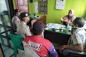 Mencegah Penyebaran Covid-19 Brimob Aceh Disinfektan Sekolah