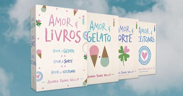 amor & livros