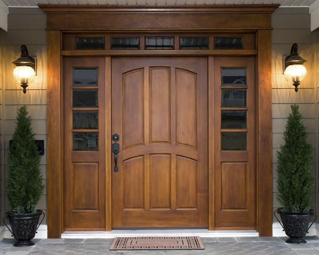 cửa gỗ đẹp nhấ