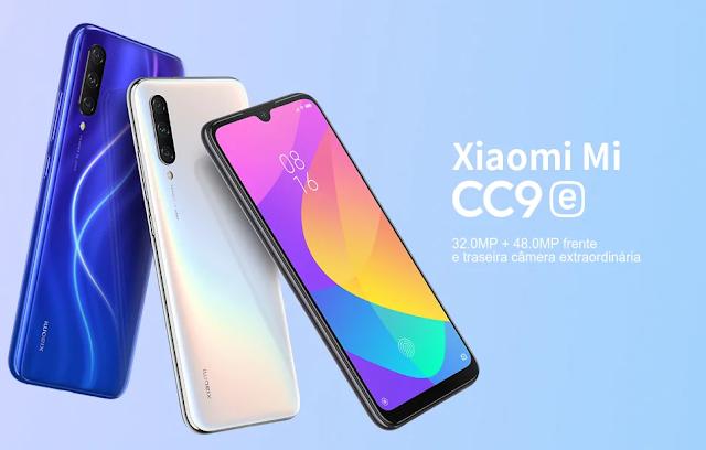 Xiaomi Mi A3 & CC9