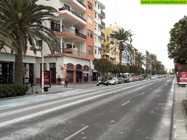 Aplazamiento Reunión obras Avenida Marítima de Santa Cruz de La Palma