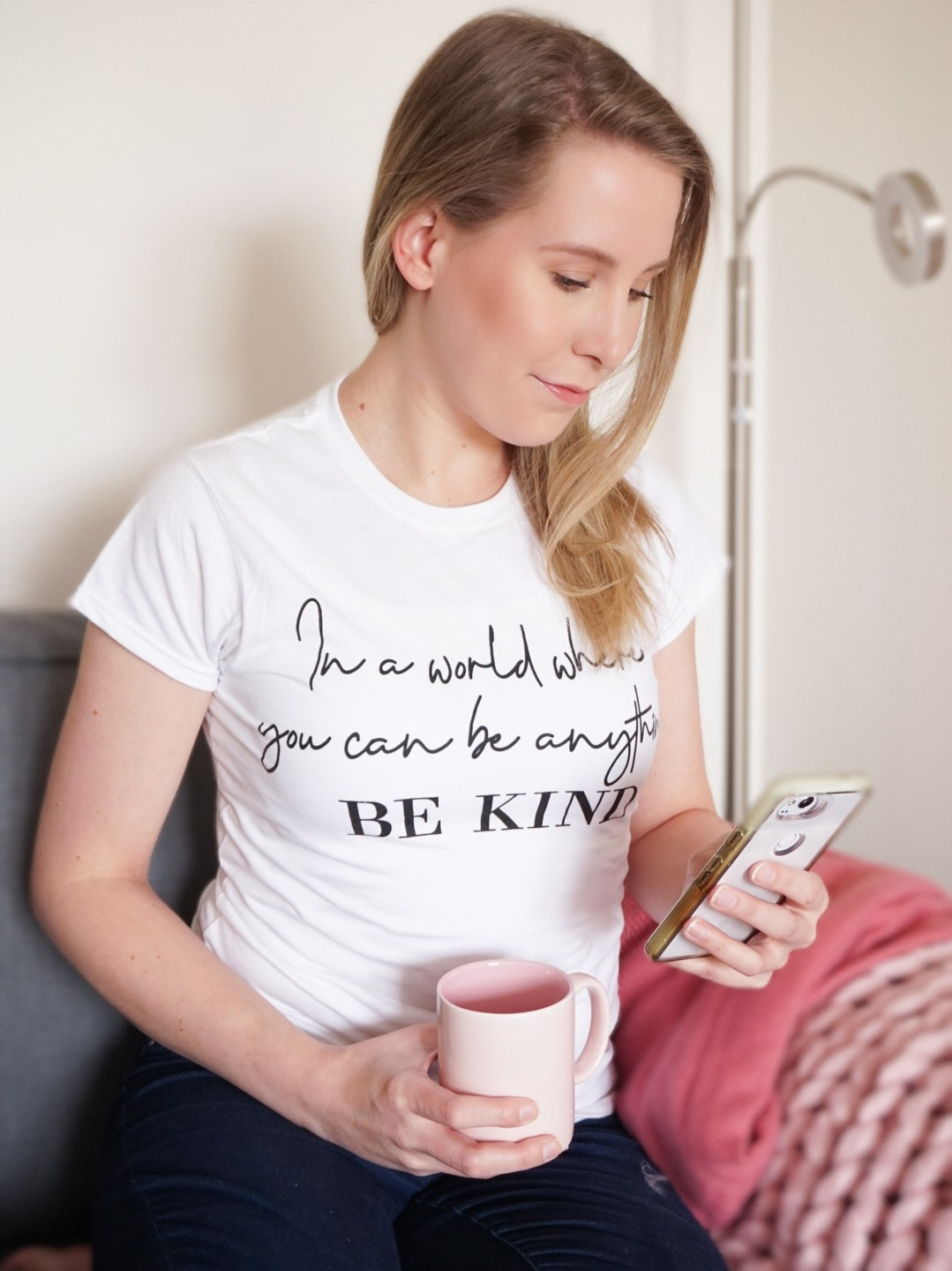 Femme_Luxe_Finery_Be_Kind_TShirt