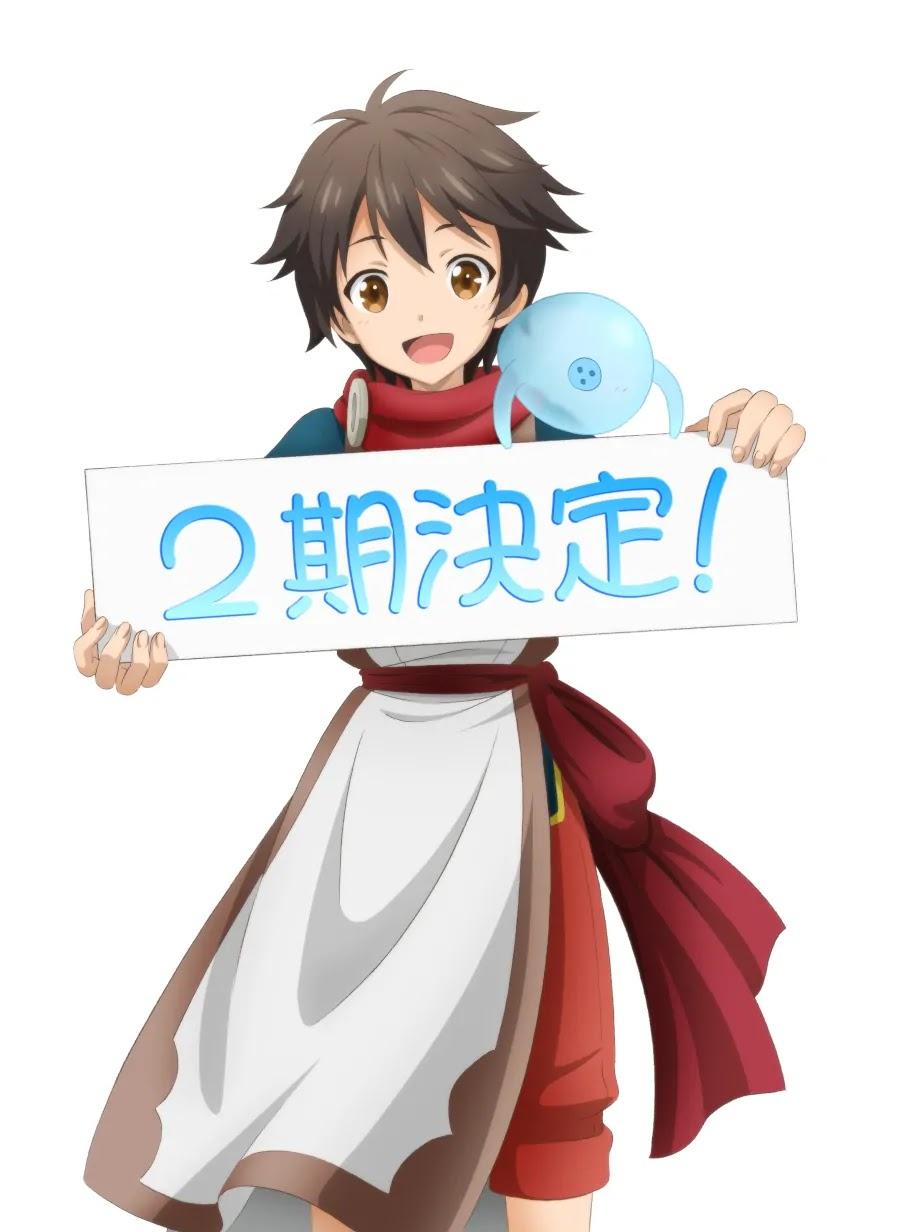 Kami-tachi ni Hirowareta Otoko 2